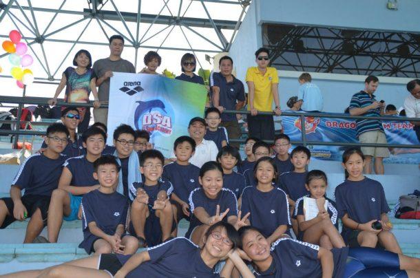 Prakl Pusat Akuatik Bandar Tun Razak Cheras 1 3 Feb 2013 Dsa Swim Team D Swim Academy Dsa