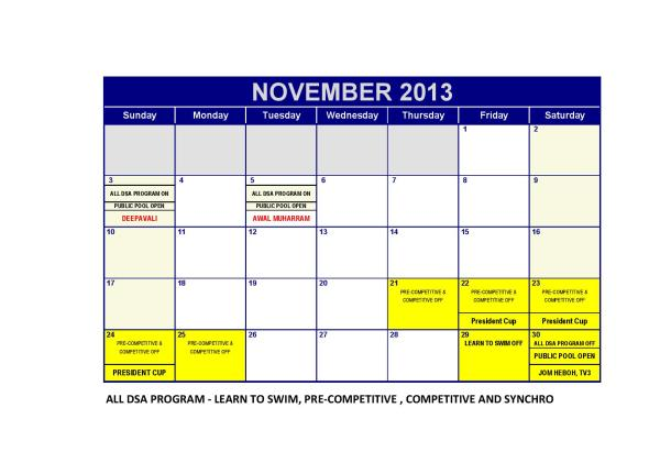 DSA 2013Monthly Calendar-BJ (Nov)