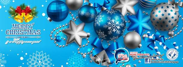 dsa merry christmas