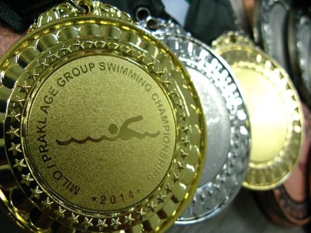 PRAKL 2014 Medals