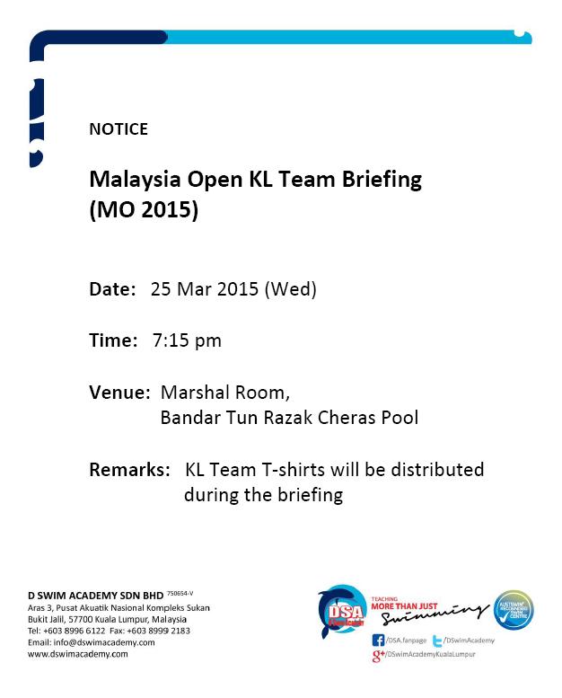 MAS-Open 2015 briefing