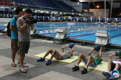 DSA Swim Team on NT7 Good Morning Tai Tai – DSA Swim Team
